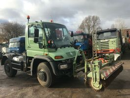 chassis cab truck Unimog 405.400.12.In top Condition.German Truck 2005