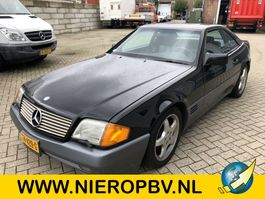 other passenger car Mercedes-Benz 500 SL Airco Automaat Marge SL 500 1991