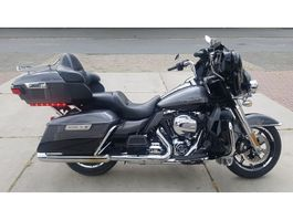 motocykl chopper Harley-Davidson Electra Glide Limited FLHTK Electra Glide Limited FLHTK 2014