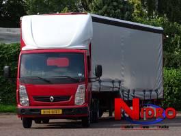 light duty tractor unit - lcv Renault MAXITY TREKKER OPLEGGER 3600kg LOADCAP BE LICENSE 2011