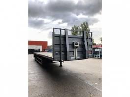 flatbed semi trailer SDC *Vanaf €354,- per maand 2019