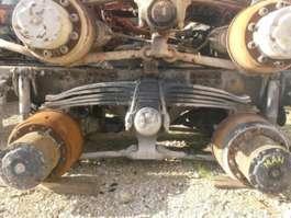 Load bearing axle truck part MAN BOJI