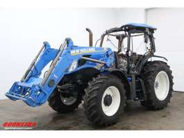 farm tractor New Holland T6.125 4WD 760TL FZ45.1 Voorlader 2018
