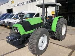 ciągnik rolniczy Deutz fahr agrolux 85 4x4 nieuw ongebruikt 2020