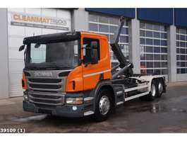 container truck Scania P 440 Euro 5 Manual 2013
