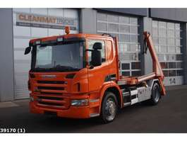 container truck Scania P 280 Euro 5 2009
