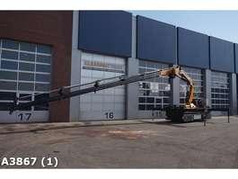 crane truck Effer Octopus Techline 310.00/55 Mobiele Kraan Elektrisch aangedreven 2004