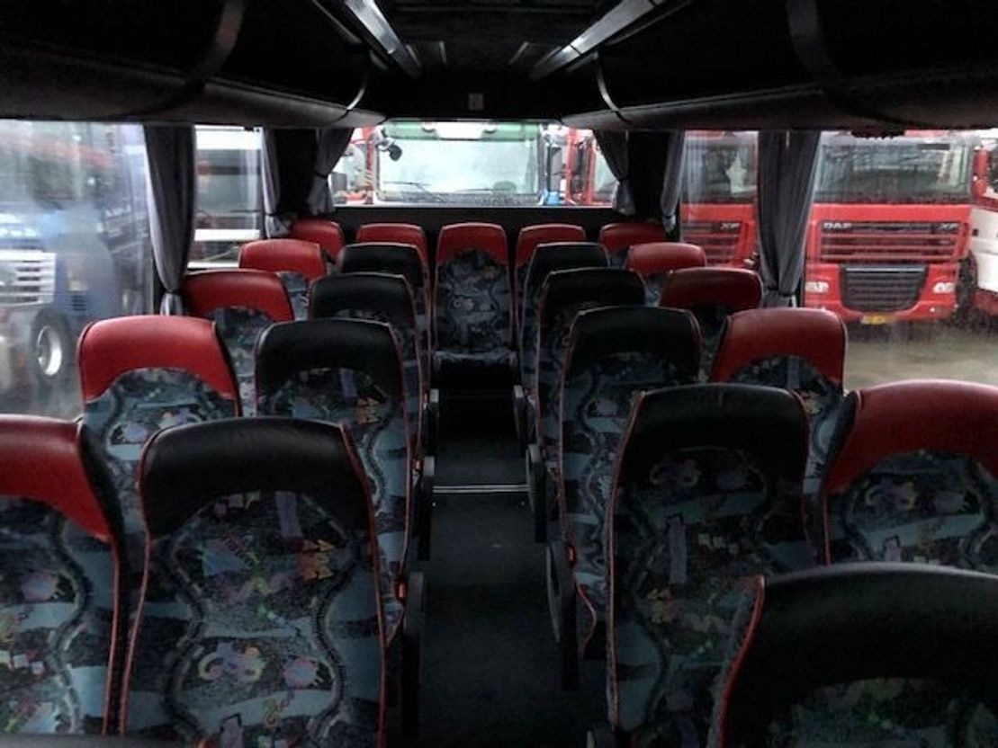autobus turystyczny VDL Bova BOVA FUTURA FH-13-0 2004