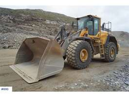 wheel loader Volvo L180G with CDC 2012