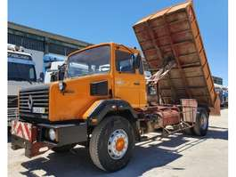 tipper truck Renault C Big Axle - Perfect Conditions 1984