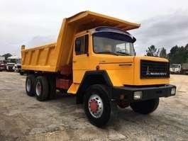 camion a cassone ribaltabile magerius Deutz 232D26 - Big Axle - 6X6 1984