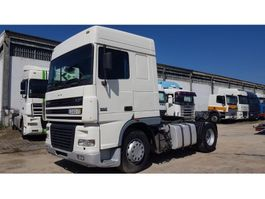 cab over engine DAF XF95 430 Very Clean Truck EURO 3 2008