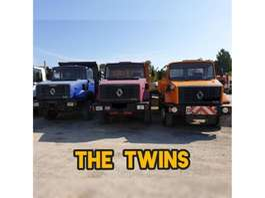 camion a cassone ribaltabile Renault CBH