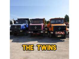 tipper truck Renault CBH