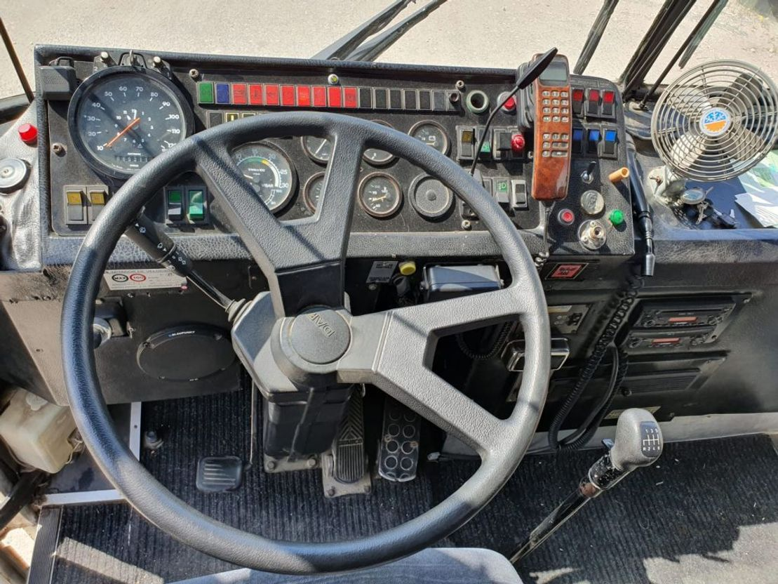 autobus turystyczny DAF SB 3000 - Super Conditions 1987