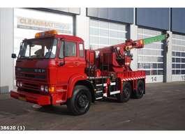 camião reboque de recuperação DAF FAG 2300 Recovery truck 1989