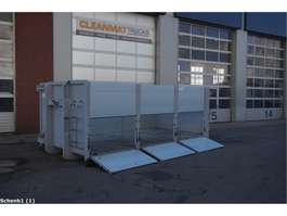 open top shipping container Schenk 2018