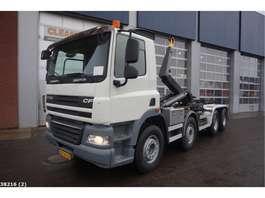samochód do przewozu kontenerów DAF FAD 85 CF 460 8x4 Euro 5 2012