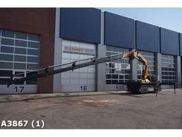 Crane truck part Effer Octopus Techline 310.00/55 Mobiele Kraan Elektrisch aangedreven 2004