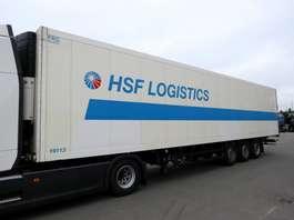 refrigerated semi trailer Schmitz Cargobull SKO 24 doppelstock mit 2 verdampfer!!!!!!! 2010