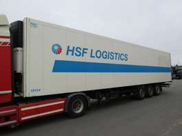 refrigerated semi trailer Schmitz Cargobull SKO 24 doppelstock und 2 verdampfer!!!! 2010