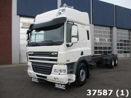 chassis cab truck DAF FAS 85 CF 510 Euro 5 Intarder 2012