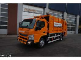 garbage truck Fuso Canter 9C18 Geesink 7m3 2019