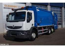garbage truck Renault Premium 380 DXI Norba MF 300 2013
