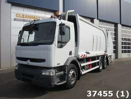 garbage truck Renault Premium 270 DCI Intarder 2005