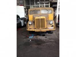 kabina konwencjonalna Scania L51 1951