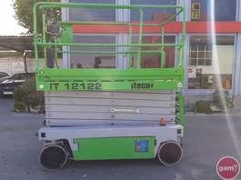 plataforma elevatórias de tesoura de rastos ITECO IT 12122 2007