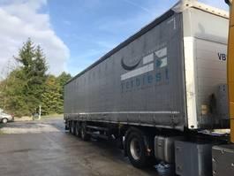 sliding curtain semi trailer Schmitz Cargobull SCHUIFGORDIJN LUCHTGEVEERD 2011 : 2 STUKS BESCHIKBAAR 2011