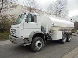 cisternové vozidlo MAN 31.310 6X4 2009