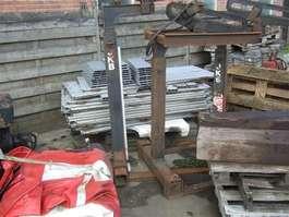 Braço de grua peça para camião Kennis pallethaak 2008