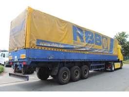 tilt semi trailer Bunge 3-achsen BLATT / BLATT /  LAMES - BACHER + RIDELLES / STEEL SPRING - ALU... 1989