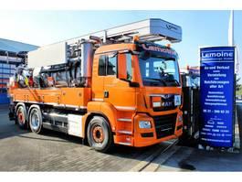 Saugwagen MAN TGS 28.460 6x2 Kroll 14m³ ADR-Kombispüler GGVS 2019