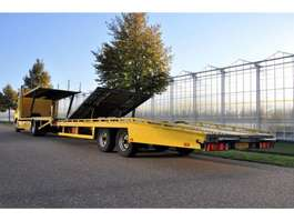 car transporter trailer Tijhof TA 8500 2001