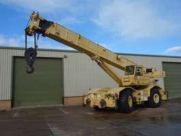 rough terrain crane Grove RT 760