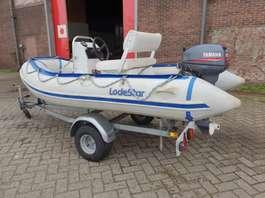 other boats LODESTAR Rubberen boot met trailer