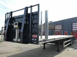 flatbed semi trailer SDC Huur | Koop | Lease 2018
