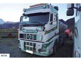 other containers Volvo FH12 6x2 brøyterigget asfaltbil 2005