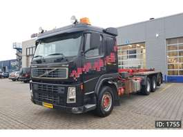 camion portacontainer Volvo FM 460 Globetrotter, Euro 3 2005