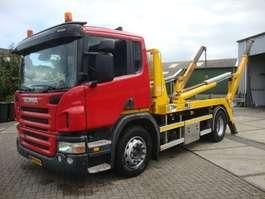 контейнеровоз Scania P280 hyva 12 ton portaal EURO5 2009