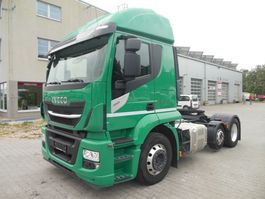 cab over engine Iveco Stralis STRALIS AT440S46 STX/P, 6X2, 460PS, TOP STAND 2017