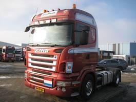 hazardous materials tractorhead Scania 440 A 4X2 2008