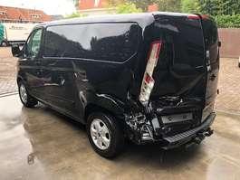 closed lcv Ford Transit Custom 2017