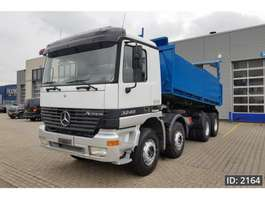 camion a cassone ribaltabile Mercedes Benz Actros 3240 Day Cab, Euro 3, - Full steel / Big axles - 2000