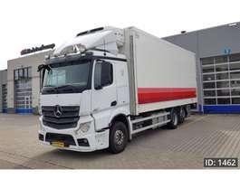 camion refrigerato Mercedes Benz Actros 2544 ClassicSpace, Euro 5 2012