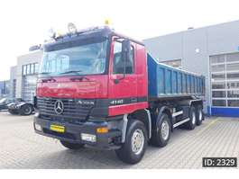 camion a cassone ribaltabile Mercedes Benz Actros 4140 Day Cab, Euro 3, - Full steel / Big axles - 2000