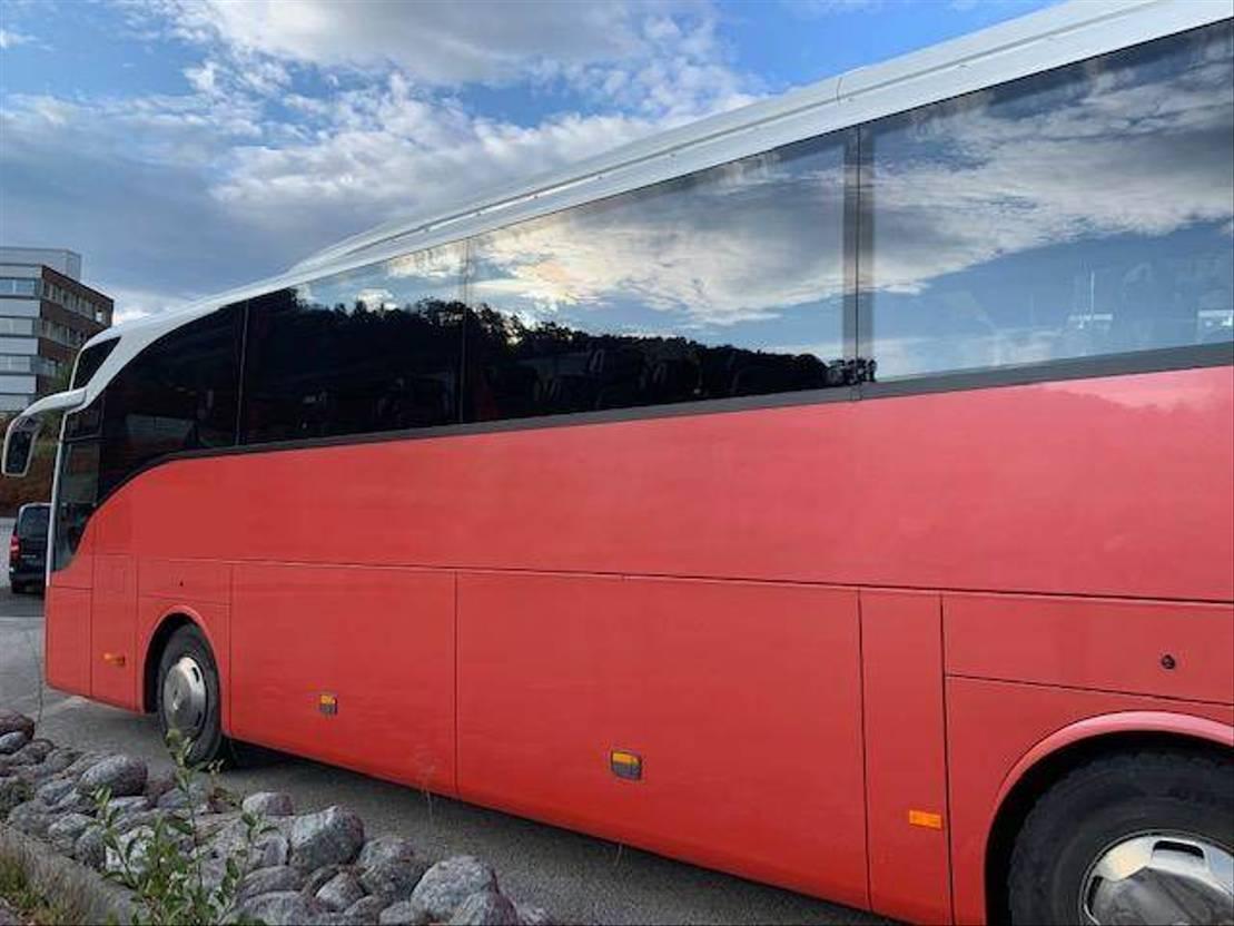 autobus turystyczny Mercedes Benz Tourismo 2014